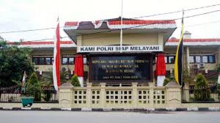 Polresta Medan Aktifkan Pos Polisi Tekan Aksi Begal, Ini Lokasinya