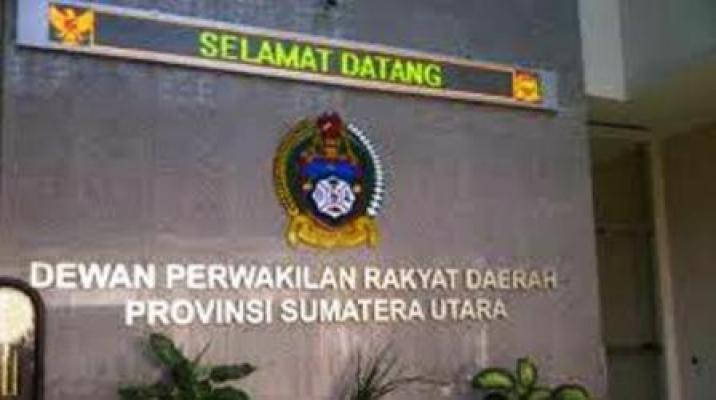 Sidang Paripurna Pergantian Ketua DPRD Sumut Direncanakan Pada 29 Juli Mendatang
