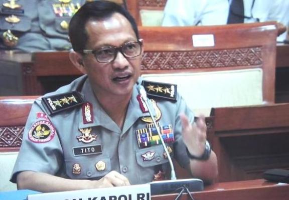 Terkait Kerusuhan di Tanjungbalai dan Tanah Karo, Kapolri Imbau Warga Tidak Sebarkan Provokasi