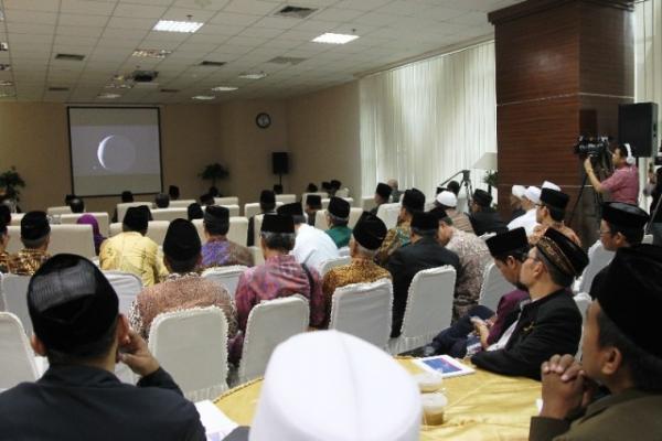 Tidak Ada Referensi Hilal Awal Syawal 1437H Teramati di Wilayah Indonesia