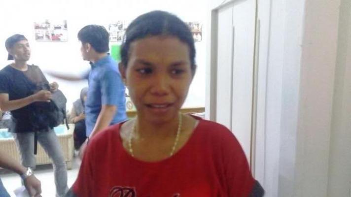 Usai Maria, Giliran Ambrosia Kusi Lari dari Tempat Penampungan TKI Milik Angel