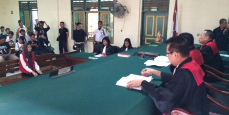 Aniaya PRT, Bibi Randika Divonis 17 Tahun Penjara