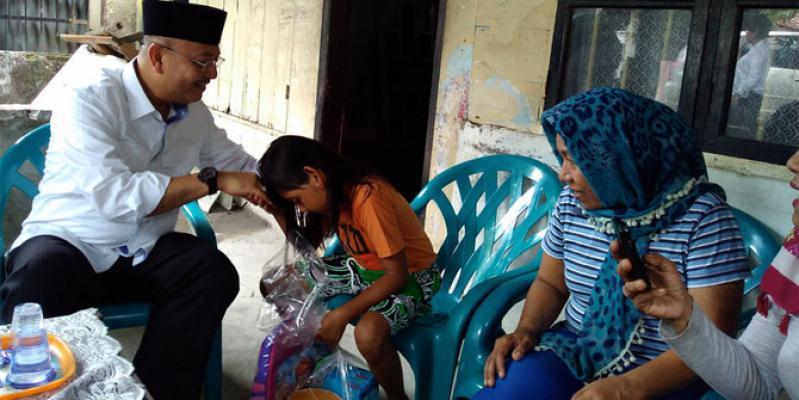 Eldin Bantu Anak Penderita Kelainan Jantung dan Kanker ...