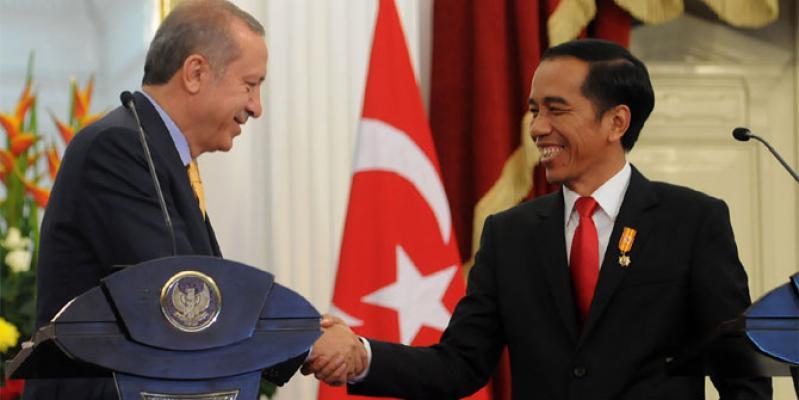Erdogan Undang Jokowi Hadiri KTT G20 di Turki