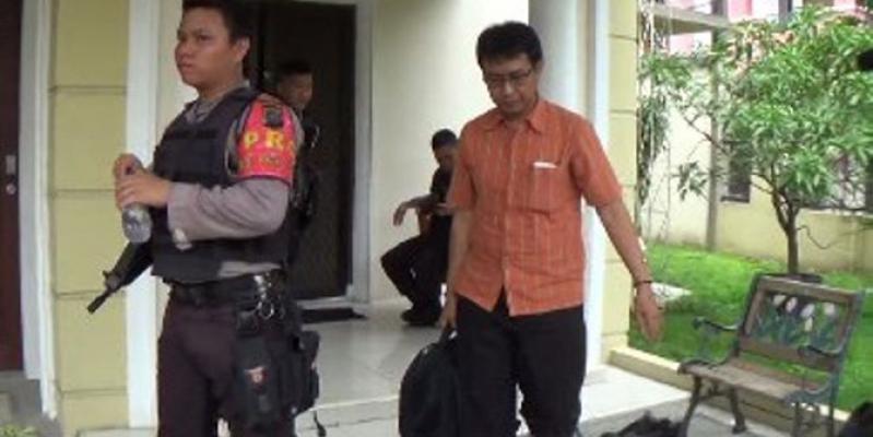 KPK Geledah Rumah Pribadi Gubernur Sumut Gatot Pujo Nugroho