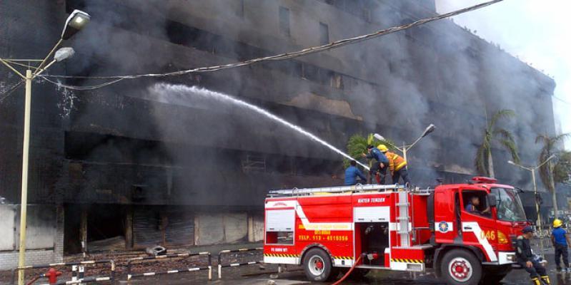 Kebakaran Medan Plaza, Bank Mandiri Rugi Rp1,1 Miliar