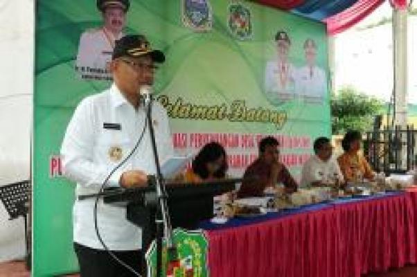 Silalas Masuk Nominasi Kelurahan Terbaik Tingkat Regional I Sumatera