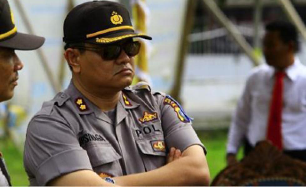 Polres Batu Bara Bekuk DPO Kasus Pencurian Besi Tiang Baja Pondasi