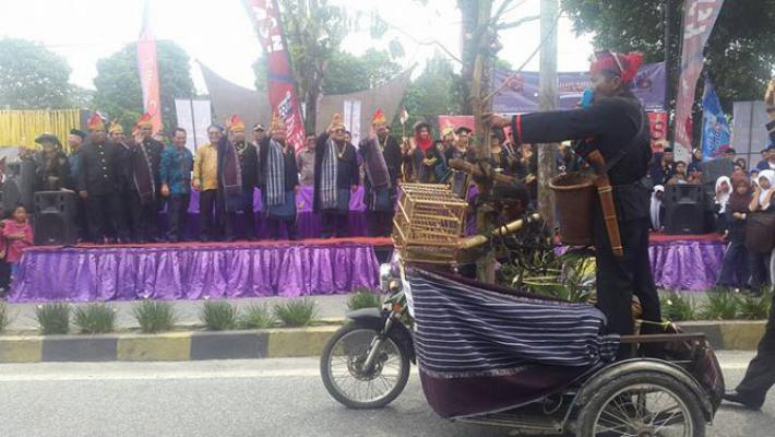 68 Tahun Kabupaten Dairi, Teruslah Lestarikan Budaya Lokal