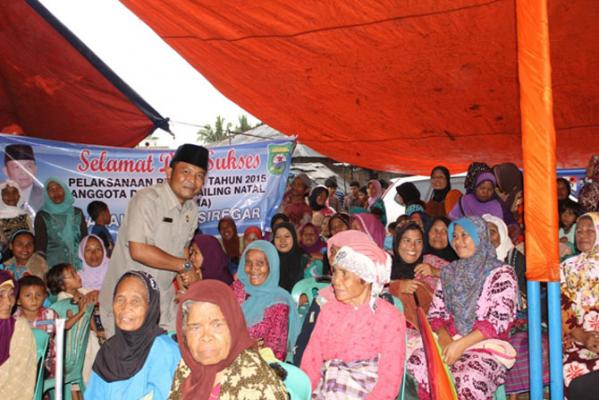 Anggota DPRD Syafri Siregar: Pemkab Madina Harus Realisasikan Keluhan Warga Panyabungan Utara