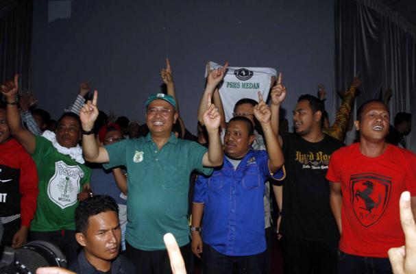 Eldin: PSMS Juara Momentum Kembalinya Kejayaan Sepakbola Medan