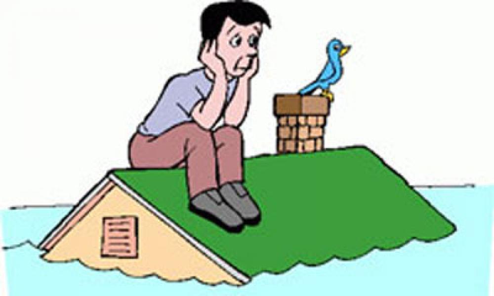 4 Kabupaten/Kota di Sumut Dilanda Banjir