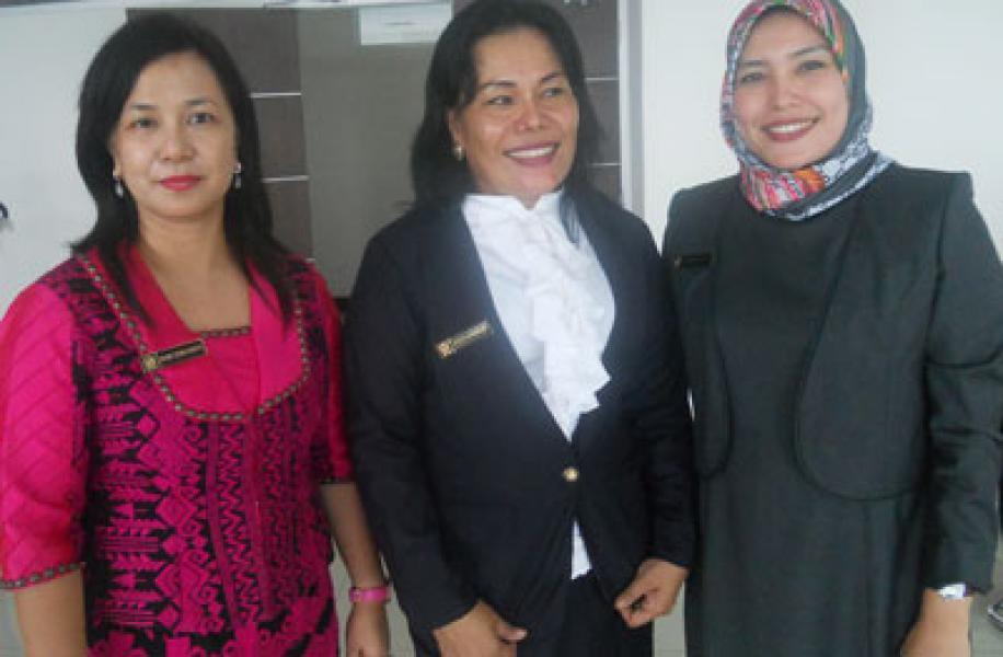 Ratna Sitepu Terpilih Menjadi Ketua Kaukus Perempuan DPRD Medan