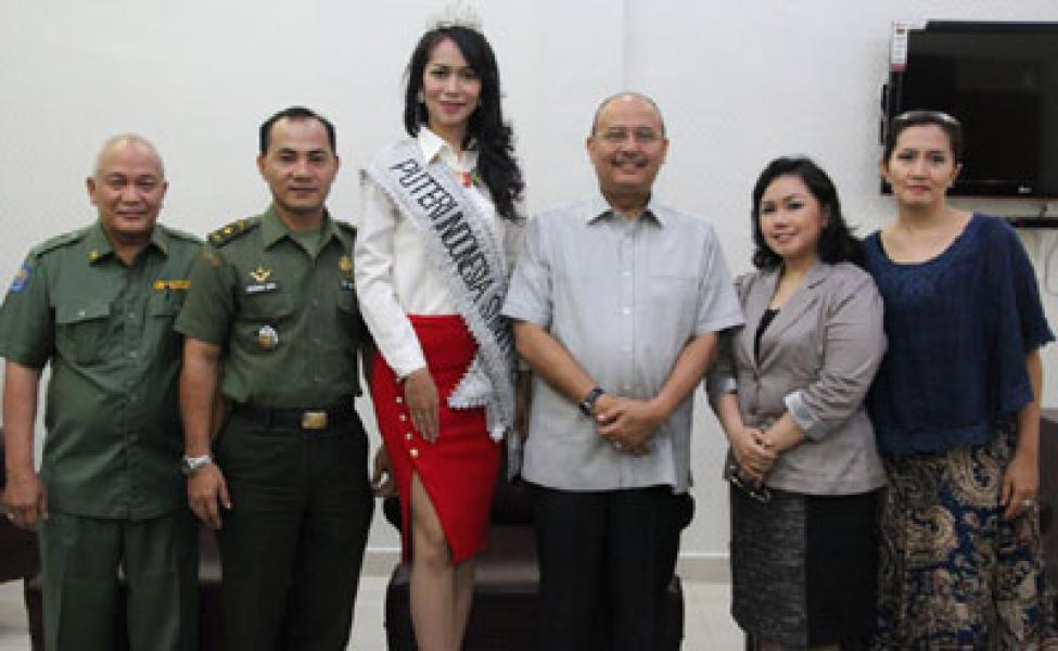 Putri Windasari Putri Sumut 2014