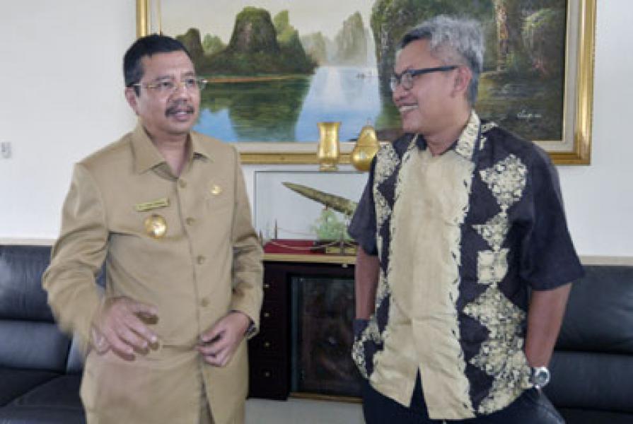 TPID Diminta Antisipasi Inflasi Akibat Erupsi Sinabung
