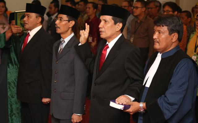 Ini Sosok Deputi Pencegahan KPK Pahala Nainggolan