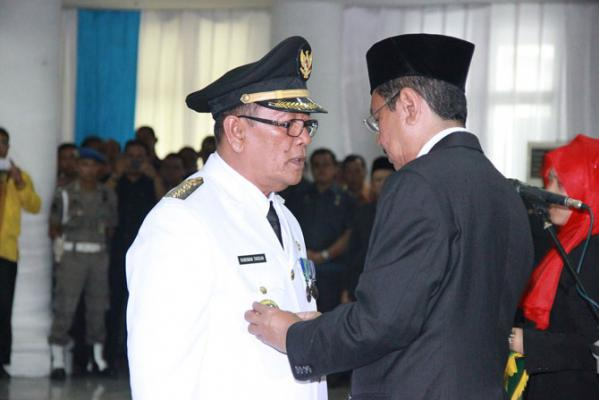 Ini Sosok Pj Wali Kota Medan Randiman Tarigan