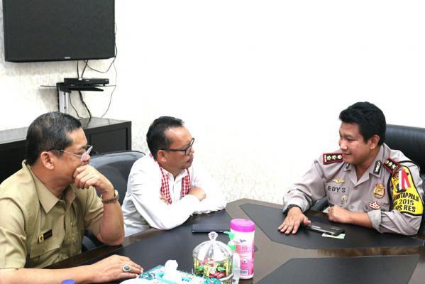 REDI Minta Polres Pelabuhan Belawan Antisipasi Serangan Fajar