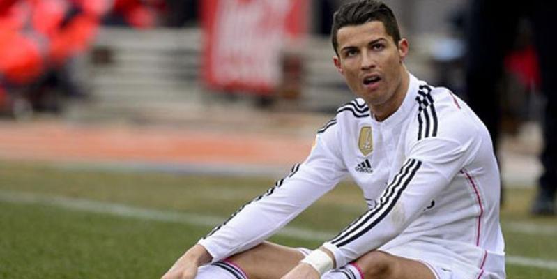 Ronaldo Ikut Berkampanye Donor Darah
