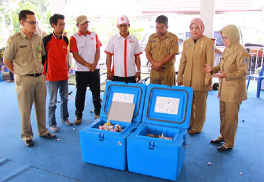 Korpri Binjai Donor Darah