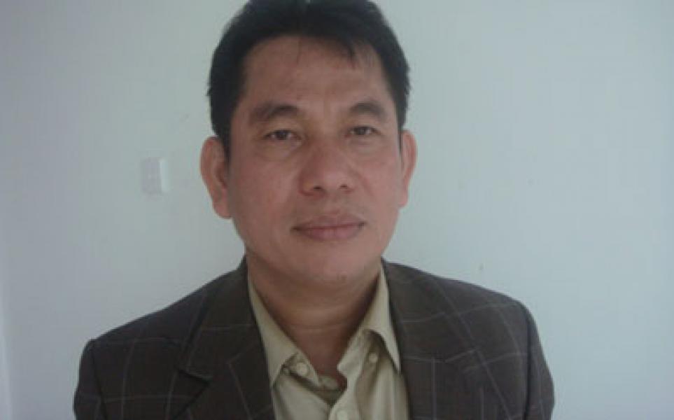 Ahmad Arif Ketua Komisi D DPRD Medan