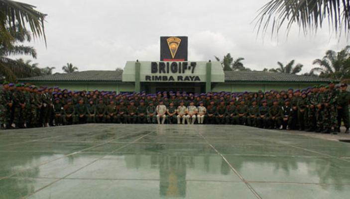100 Mahasiswa Ikuti Diksar Menwa Mahatara-SU