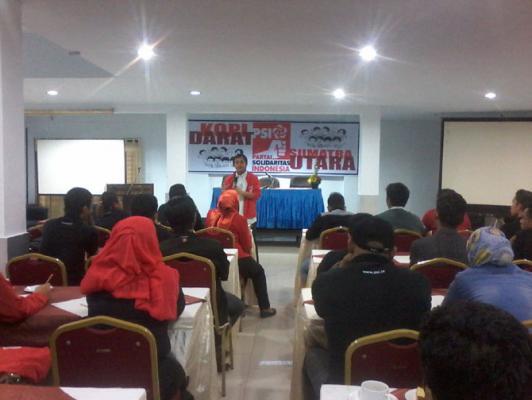 PSI Terbentuk Dipicu Frustasi Anak Muda Atas Kondisi Politik di Indonesia