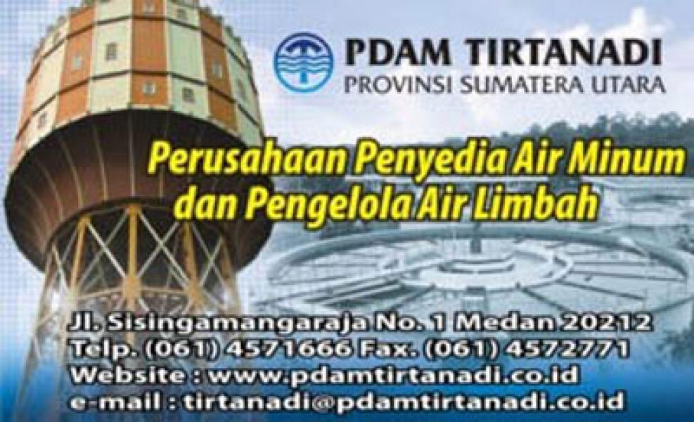 Fisipol UMA Studi Field Trip ke PDAM Tirtanadi