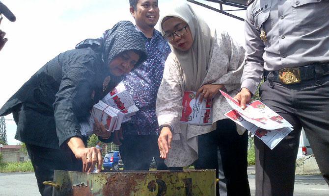 KPU Medan Jamin Hak Pilih Penyandang Disabilitas