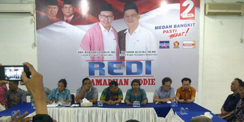 Partisipasi Pemilih Terendah di Indonesia, REDI Tuntut Pilkada Medan Susulan