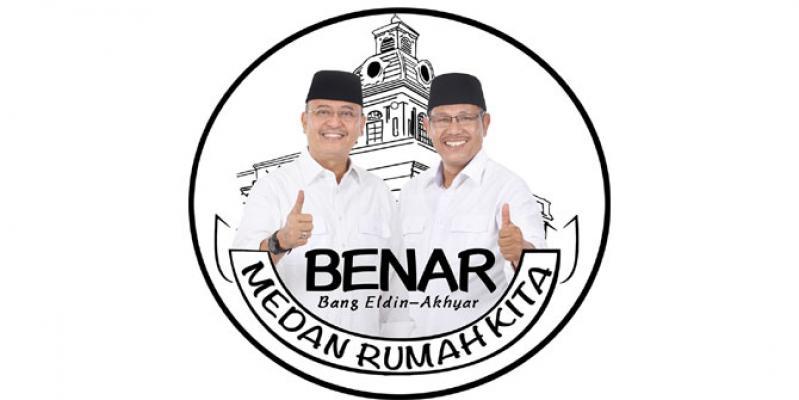 Tim Pemenangan BENAR: Pilkada Medan Lancar dan Jadi Kemenangan Bersama