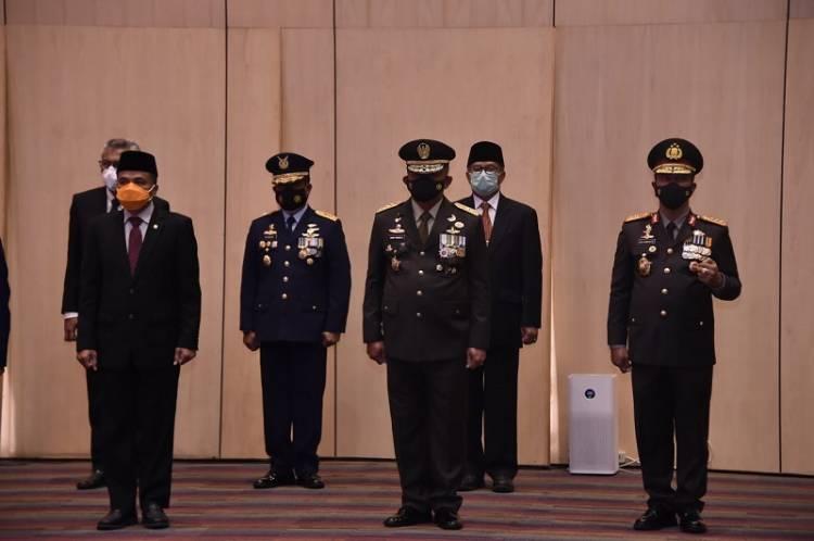 Kasum TNI Hadiri Pelantikan Kepala BNPP/Basarnas