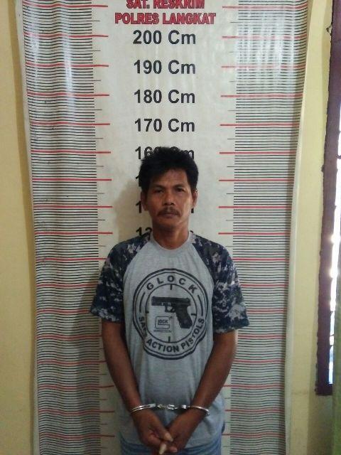 Judi Togel, Karyawan PTPN IV Sawit Langkat Diringkus Tim Opsnal Polsek Padang Tualang