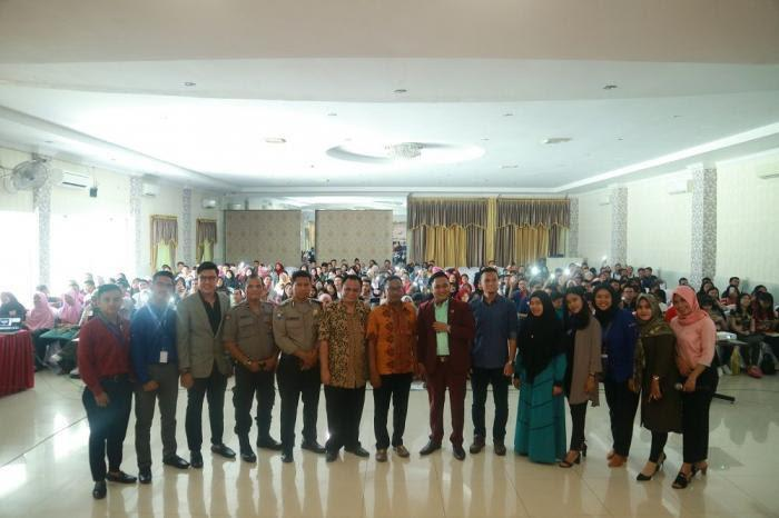 Karya Inspirasi Indonesia Cerdaskan Generasi Millenials Berbahasa Inggris - Seminar Terpopuler Global Vibe Inspiration Goes To Kisaran