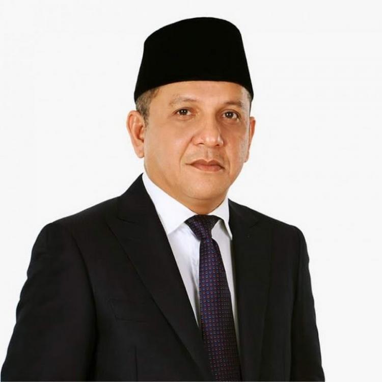 Ivan Iskandar Batubara Terima SK Tim Satgas Bersama Pemerintah dan Kadin untuk Konsultasi Publik Omnibus Law