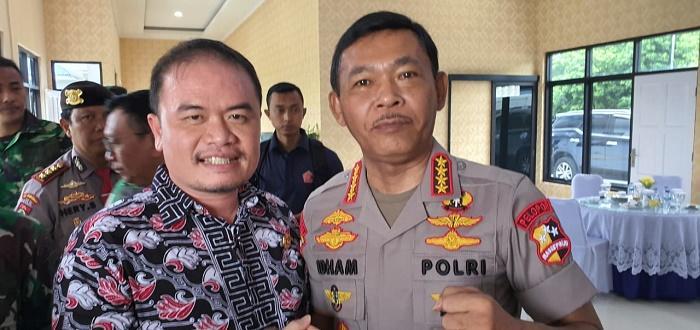 Kapolri dan Panglima TNI Pimpin Apel Pengamanan Natal dan Tahun Baru di Sumut